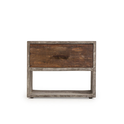Andrew Martin Henry Side Table