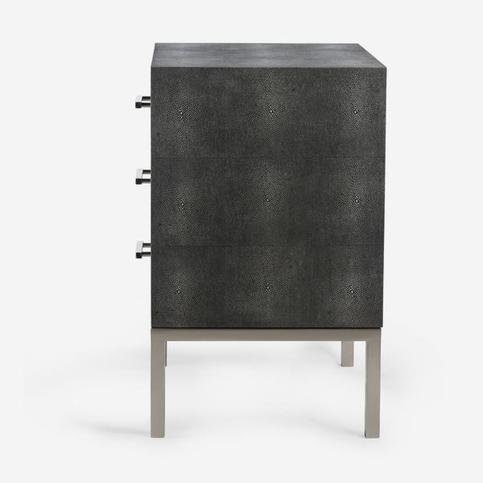 Andrew Martin Jasper Grey Side Chest