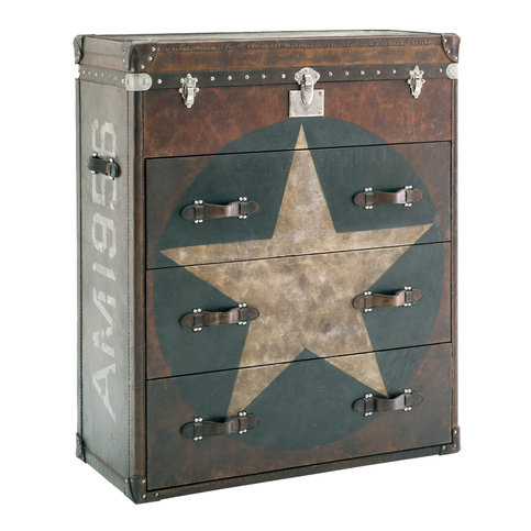 Andrew Martin Star Chest of Drawers Thumbnail
