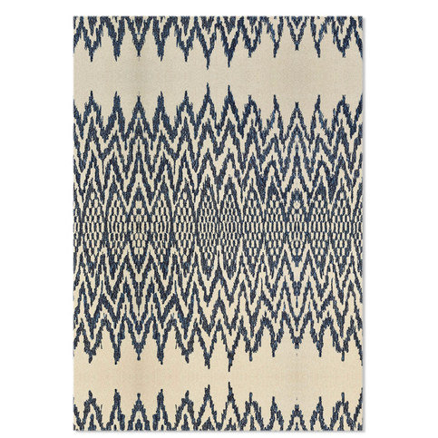A Rum Fellow Catarina Black Rug - Hand Tufted Rug