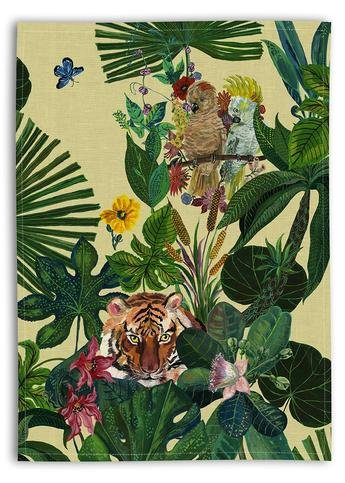 Avenida Home Jungle Tea Towel