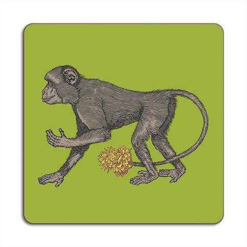 Avenida Home Monkey Placemat
