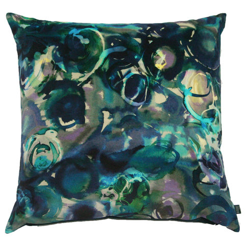 Boeme Bonito Azure Large Cushion