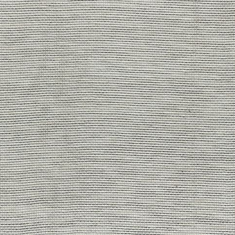 Casamance Edo White/Black Moon Fabric