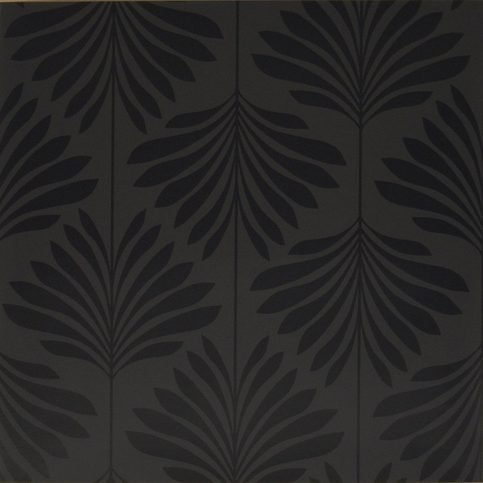 Clarke & Clarke Vogue Charcoal Wallcovering