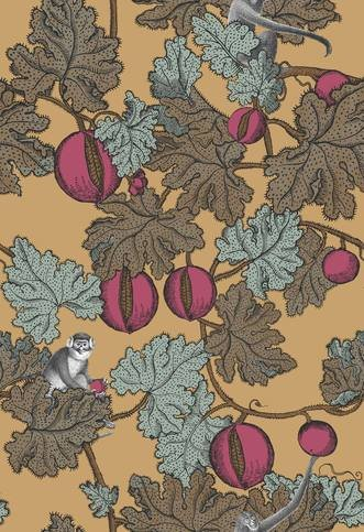 Cole & Son Frutto Proibito Wallcovering