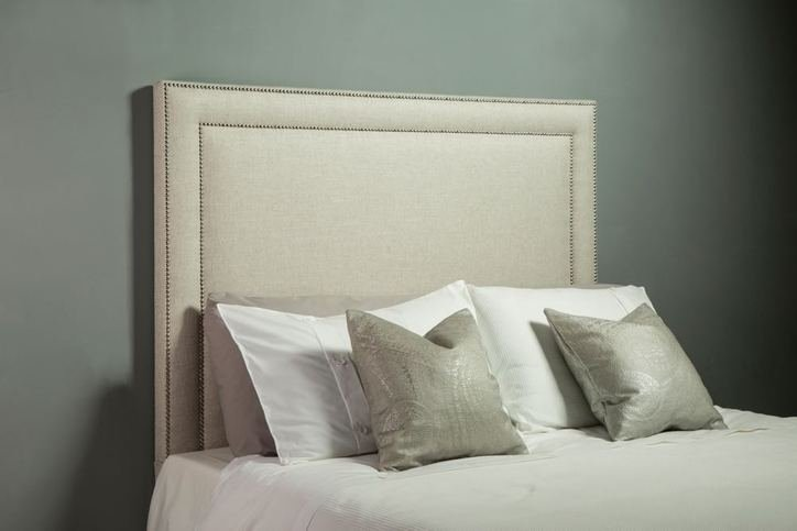 AD Upholstery Simple Deco Trim Headboard