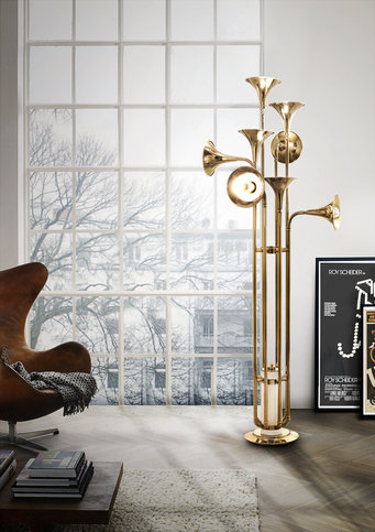 Delightfull Botti Floor Lamp