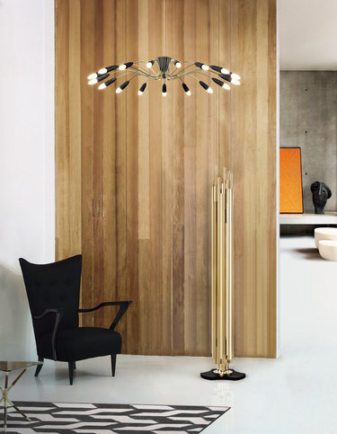 Delightfull Brubeck Floor Light