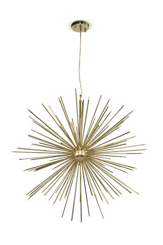 Delightfull Cannonball Suspension Lamp