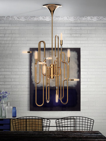 Delightfull Clark Suspension Chandelier