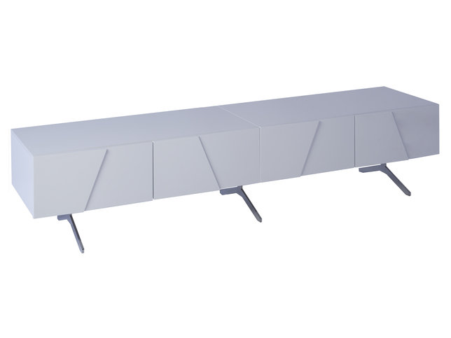 Gillmore Space Glacier Long Low Media Unit