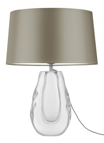 Heathfield Anya Clear Table Lamp
