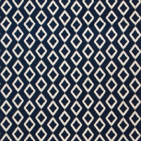 James Hare Cullinan Blue Fabric