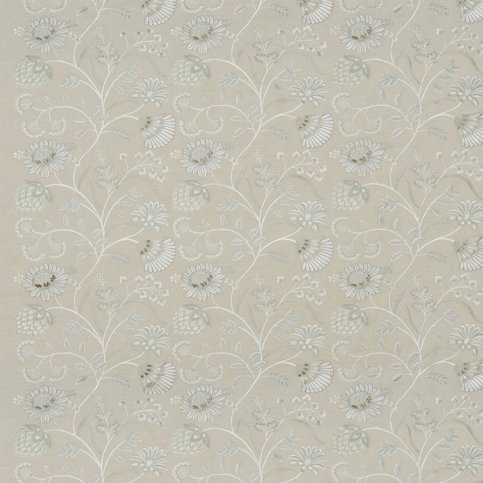 James Hare Siam Linen Natural Fabric