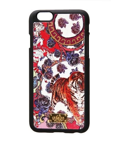 "Jessica Russel Flint ""Crazy Circus"" iPhone Case"