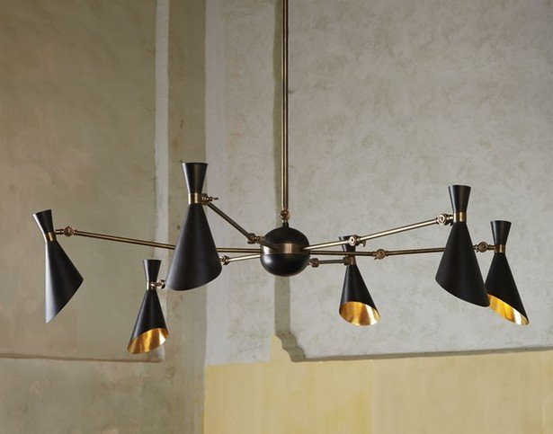Julian Chichester Bacco Chandelier Thumbnail