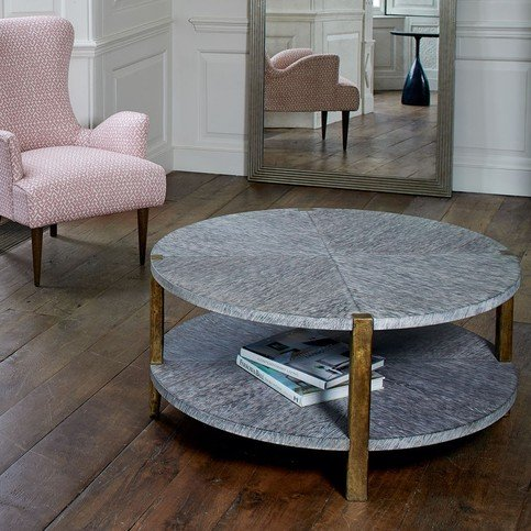 Julian Chichester Leopoldo Coffee Table