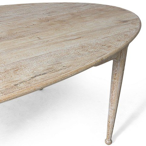 Julian Chichester Moose Oval Dining Table