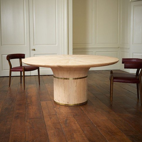 Julian Chichester Tiffany Round Dining Table