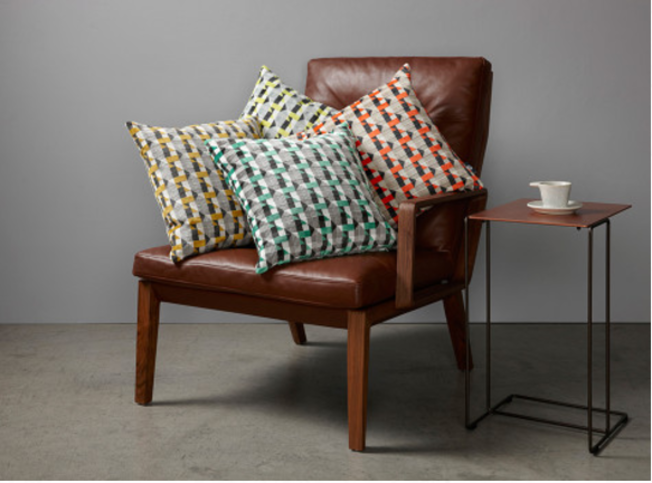Kirkby Design Piccadilly Cushion Eden