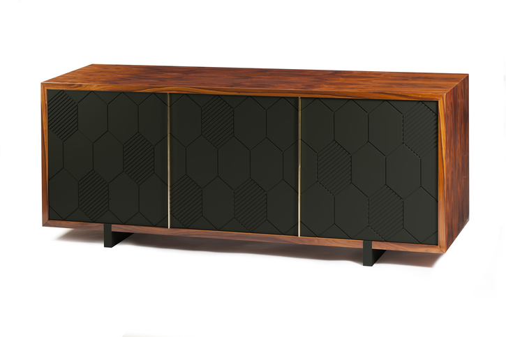 Mambo Unlimited Ideas Lewis Black Sideboard