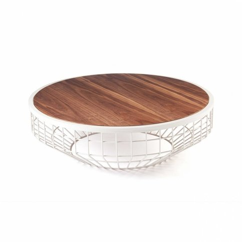 Mambo Unlimited Ideas New Air Walnut Top Centre Table