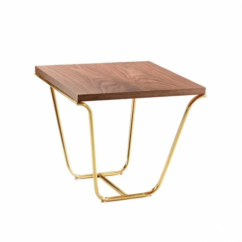 Mambo Unlimited Ideas Soul Walnut Table