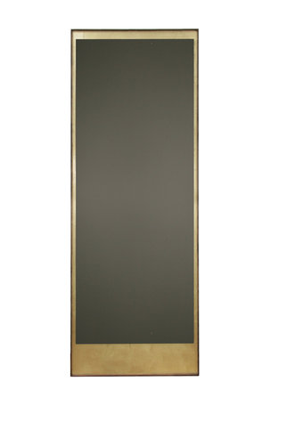 Notre Monde Gold Leaf Floor Mirror Thumbnail