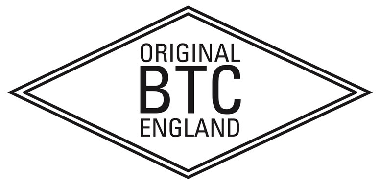 Original BTC Hugo Polished Aluminium Floor Lamp Thumbnail