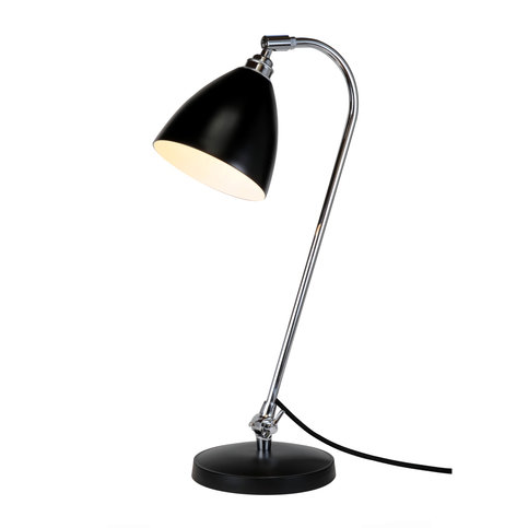 Original BTC Task Solo Black Table Light