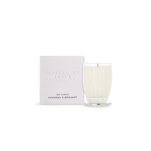 Peppermint Grove Patchouli & Bergamot Candle