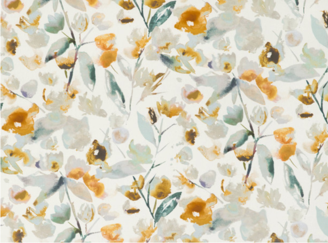 Romo Mariola Day Lily Fabric