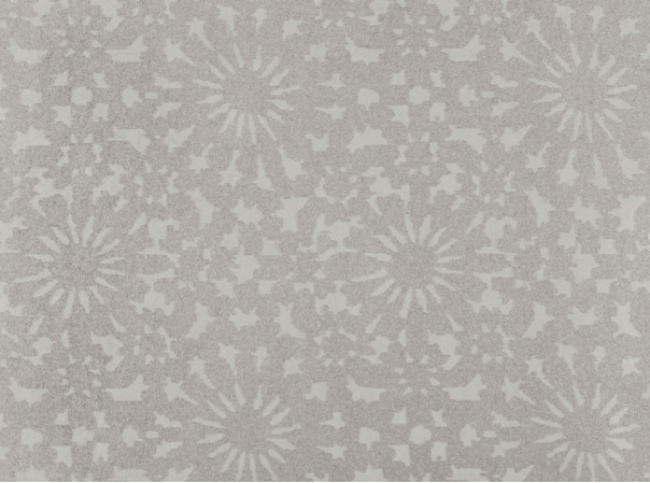 Romo Merletto Silver Wallcovering