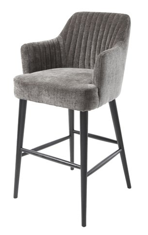 R V Astley Blisco Bar Stool in Mouse