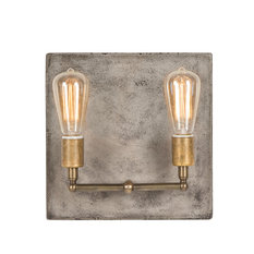 Andrew Martin Cameron Double Wall Light
