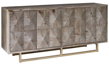 Andrew Martin Cubist Sideboard