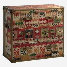 Andrew Martin Howard Kilim Chest of Drawers