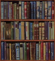 Andrew Martin Library Multi Wallpaper