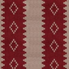 Andrew Martin Mohave Red Fabric
