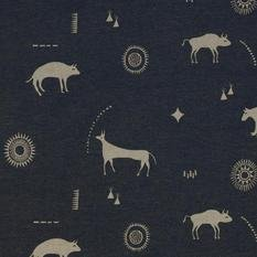 Andrew Martin Prairie Denim Fabric