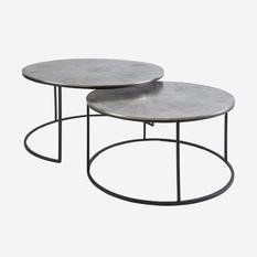 Andrew Martin Taro Nested Coffee Tables