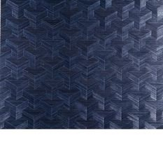 Arte Cube Blue Wallcovering