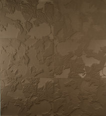 Arte Feuillage Brown Wallcovering