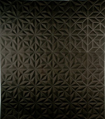 Arte Rosace Black Wallcovering