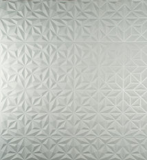 Arte Rosace Grey Wallcovering