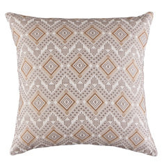 A Rum Fellow Ocosito Falseria Cushion - Castor