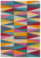 Asiatic Funk Triangles Rug