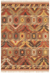 Asiatic Traditional Kelim Rug