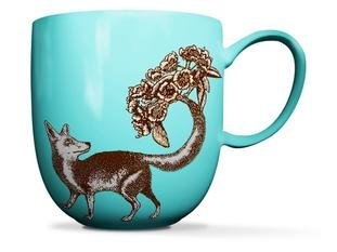 Avenida Home Fox Mug